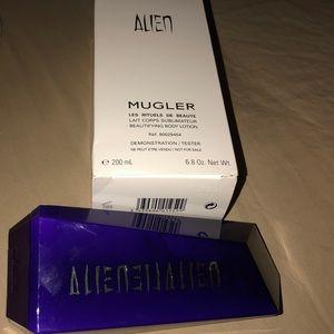 Mugler Alien body Lotion